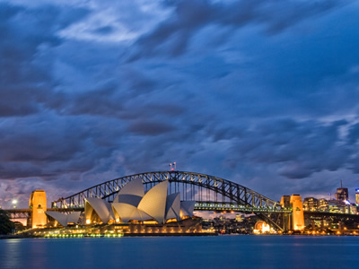 Fly Business Class to Australia