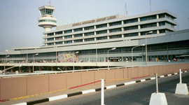 Fly Business Class to Lagos